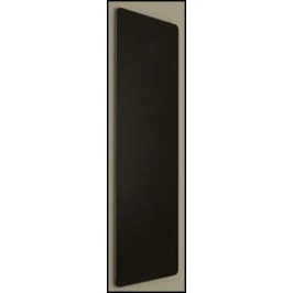 radiateur infrarouge panneau rayonnant 1250 watts verre. Black Bedroom Furniture Sets. Home Design Ideas